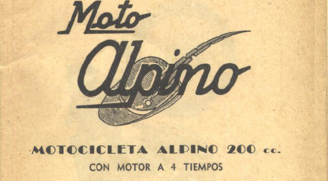Mantenimiento Alpino 200