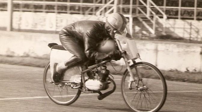Record Mundial de Alpino. Monza, Italia 1951